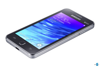 The Tizen-based Samsung Z1 smartphone