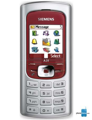 Siemens A31