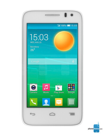 Alcatel OneTouch POP D3