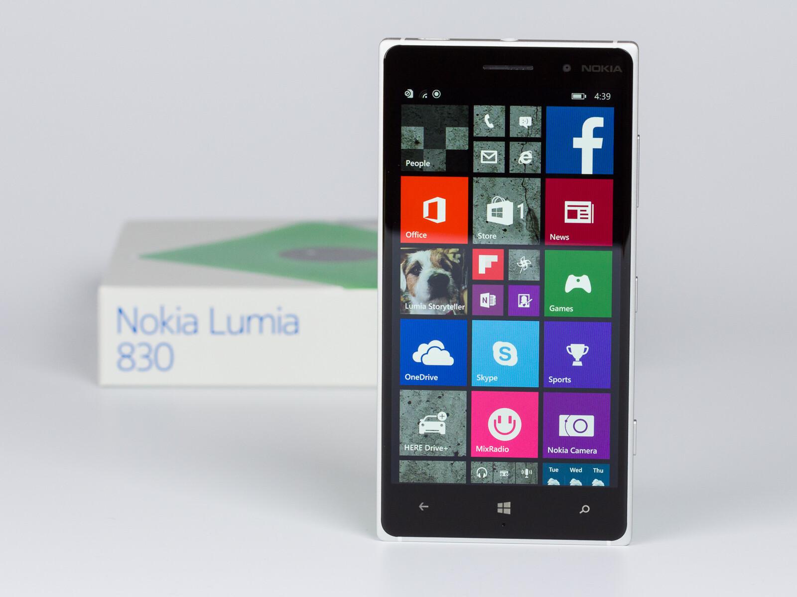 Nokia lumia 830 t mobile - Nokia Lumia 830 T Mobile 6