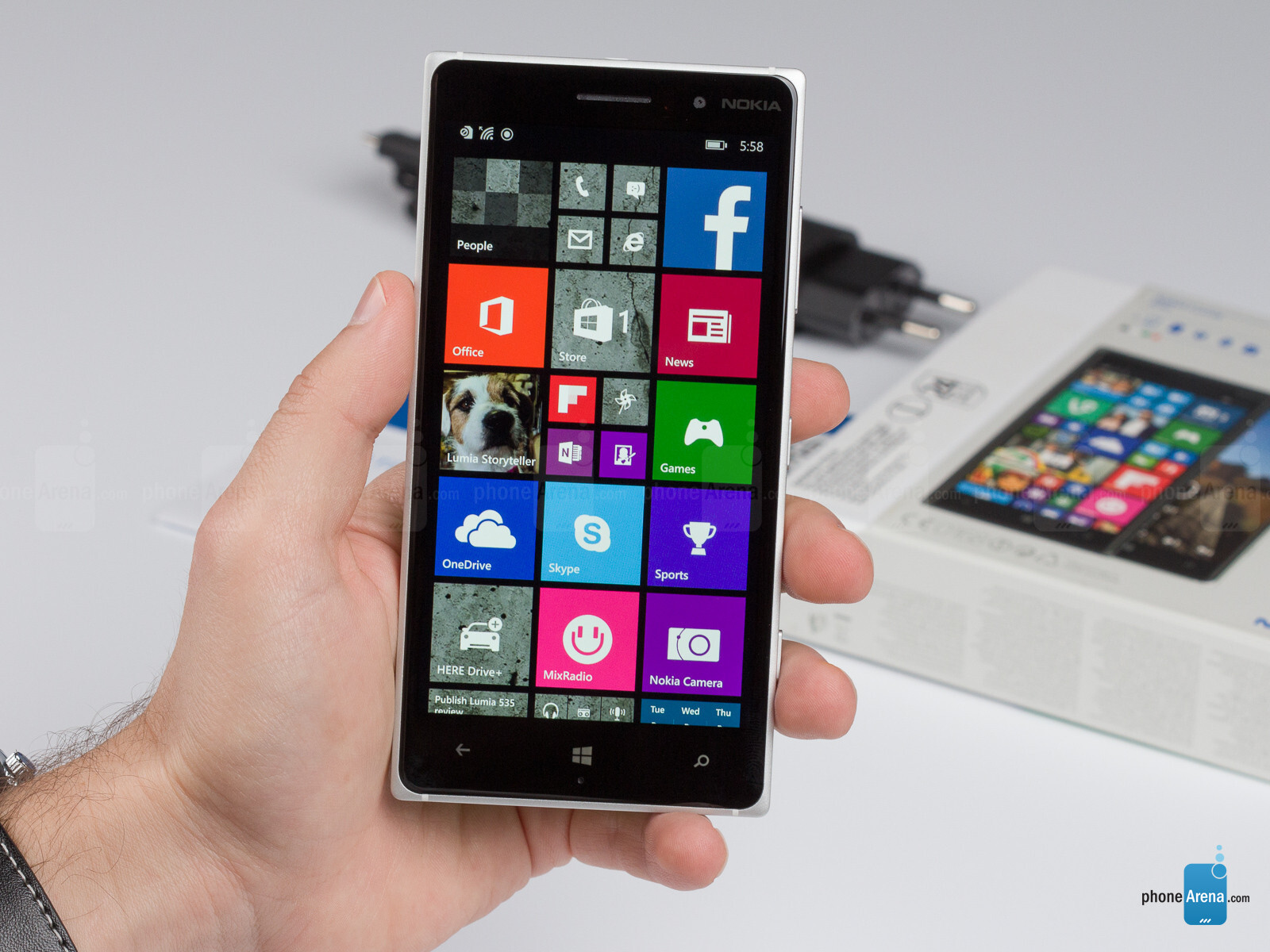 Nokia lumia 830 t mobile - Nokia Lumia 830 T Mobile 2