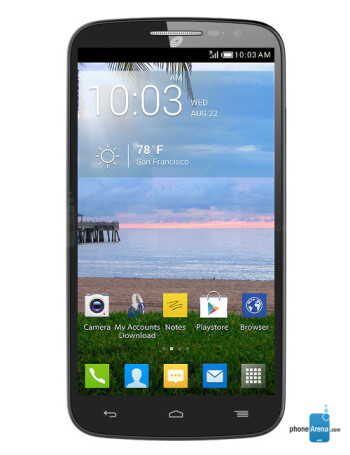 Alcatel OneTouch POP Mega