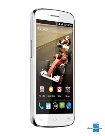 Spice Mobile Smart FLO Pace3