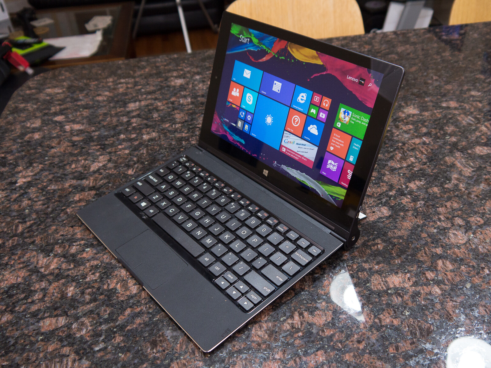 Lenovo Yoga Tablet 2 10 Inch Windows Specs