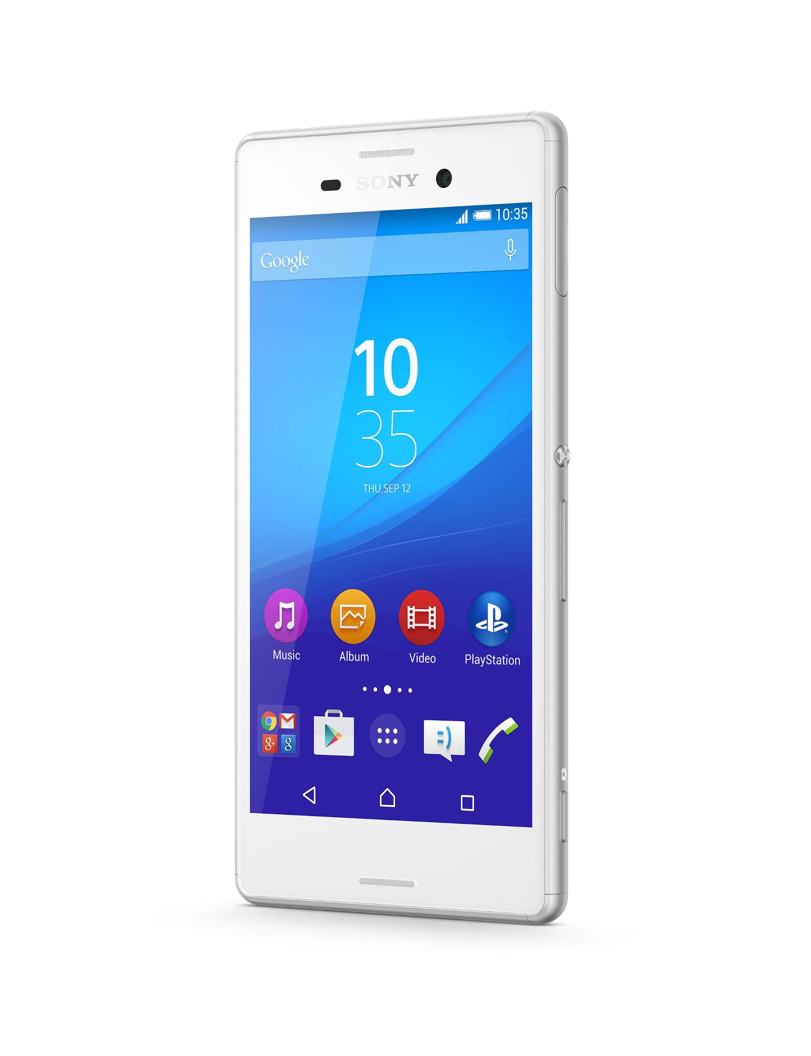 Xperia M Specification Sony Xperia M4 Aqua sp...