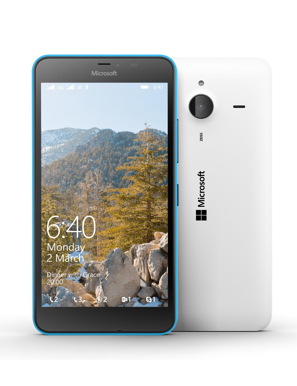 Microsoft Lumia 640 Xl Full Specs