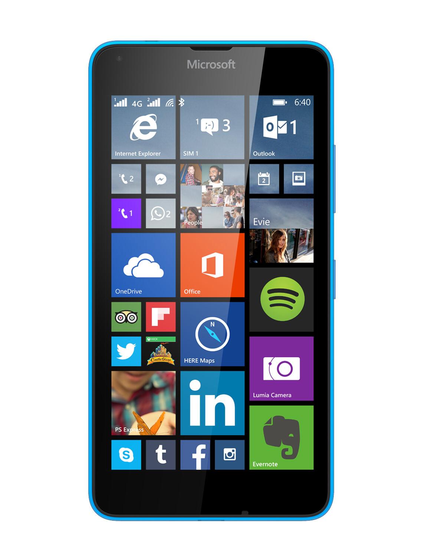 Microsoft Lumia 640 Specs