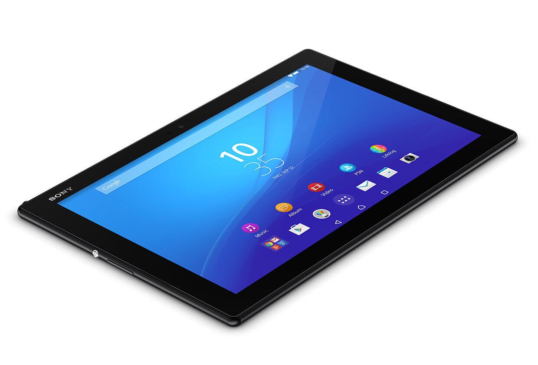 Sony Xperia Z4 Tablet specs
