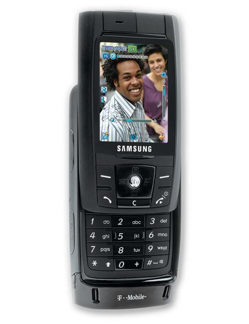 Samsung SGH-T809 / SGH-D820 specs