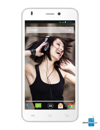 LAVA Iris X1 Beats