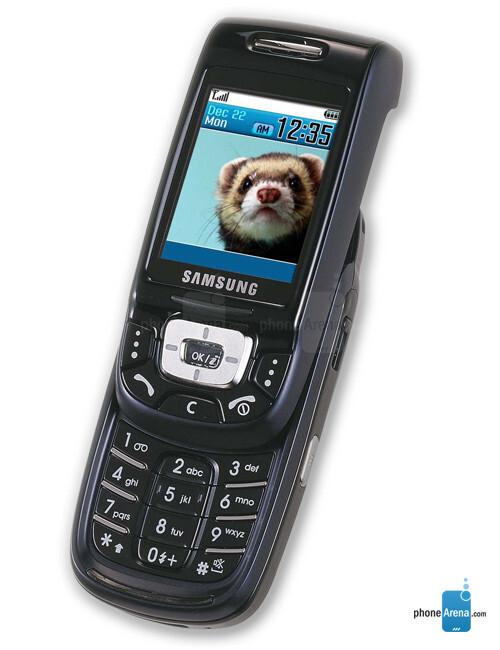 Samsung SGH-D500 specs