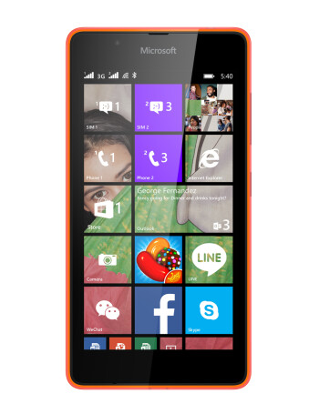 Lumia 540 Dual