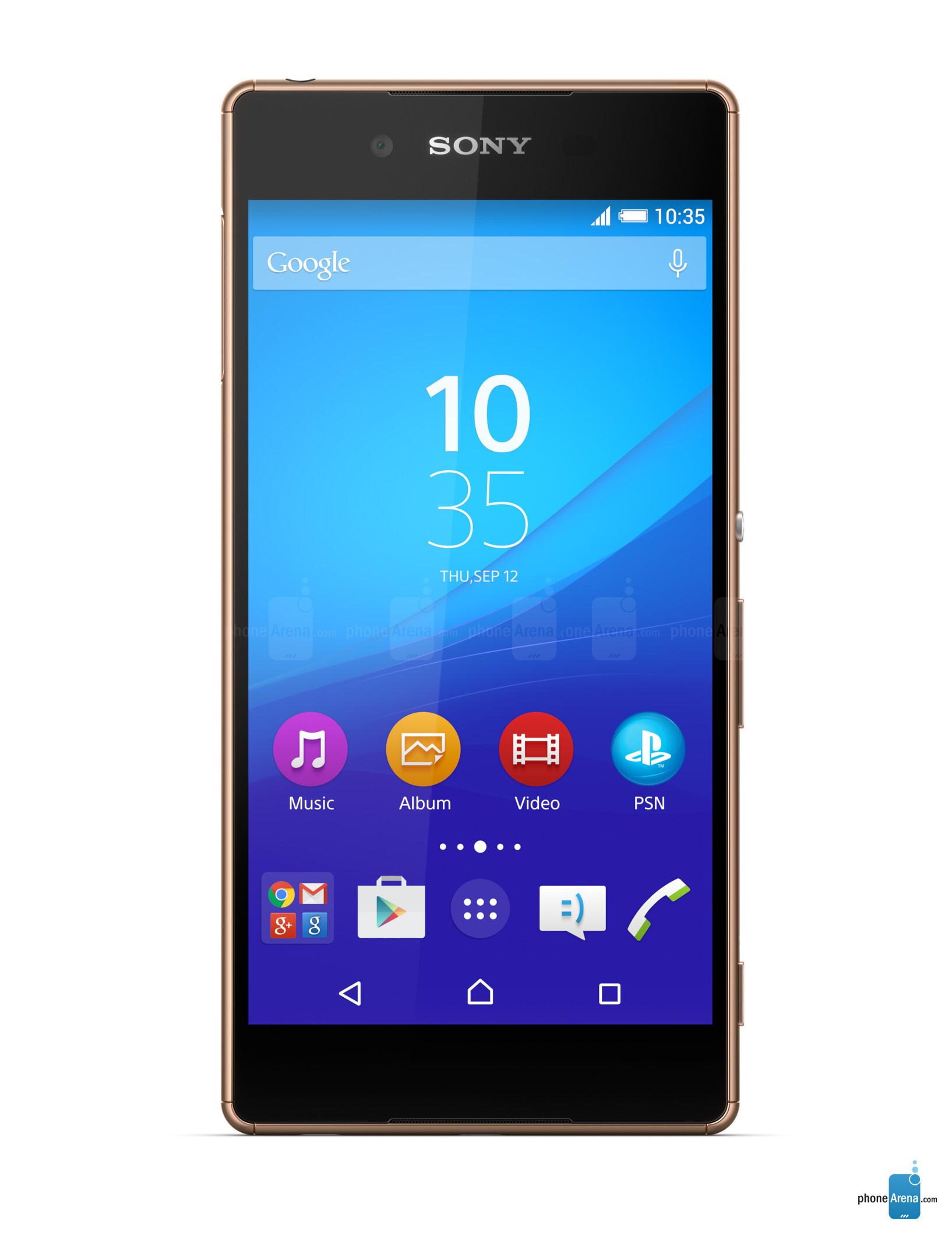 Sony Xperia Z4 - Технические характеристики