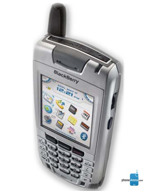 blackberry 7100i photos rh phonearena com Nextel Manual BlackBerry Push to Talk Icon