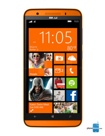 BLU Win HD LTE