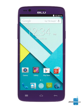 BLU Star 4.5 Design Edition