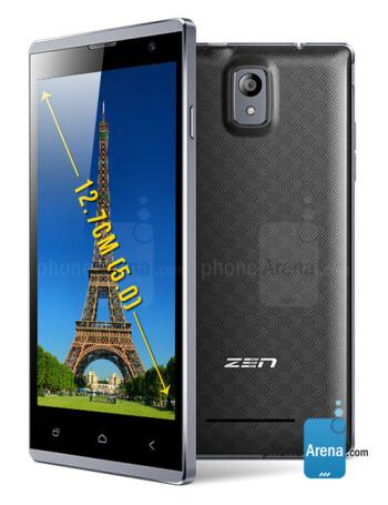 Zen Mobile Ultrafone 402 style pro