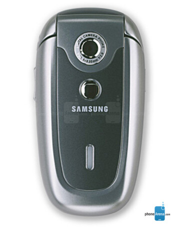 Samsung SGH-X636