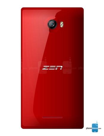 Zen Mobile Ultrafone 402 Sport
