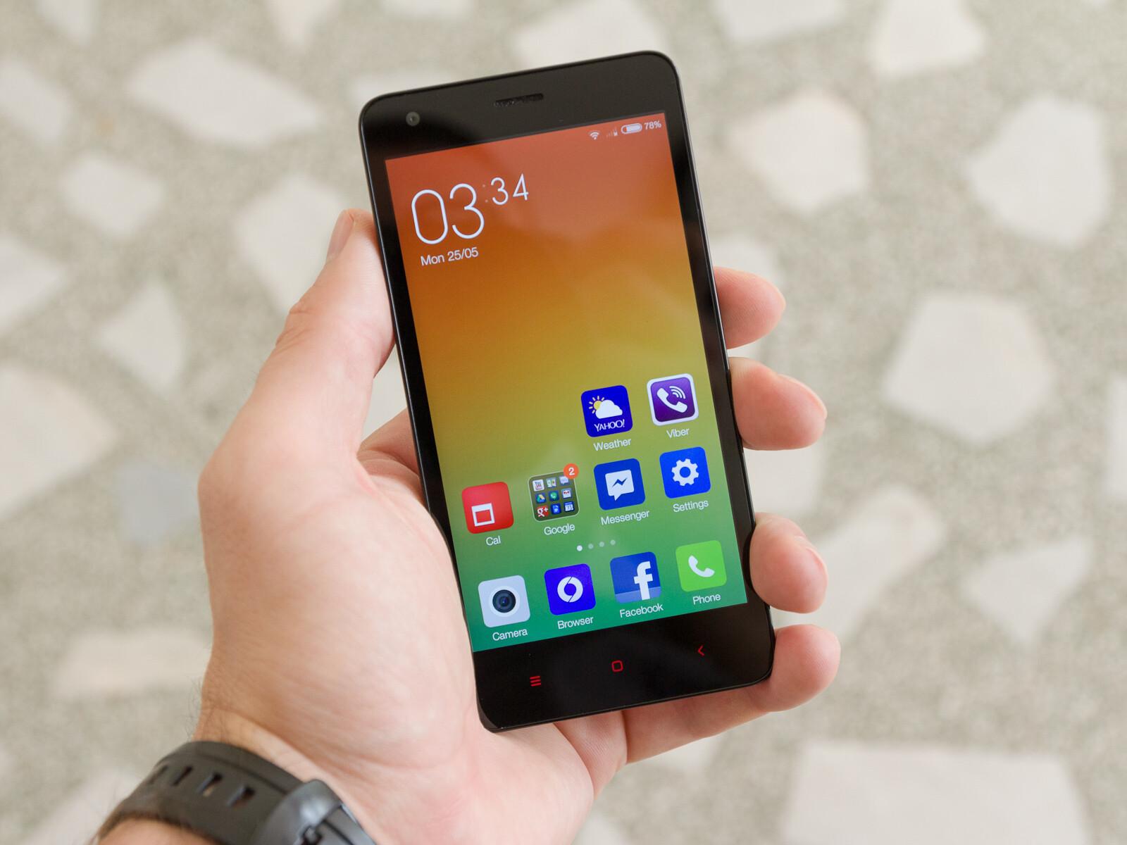 Xiaomi Redmi 2 Full Specs