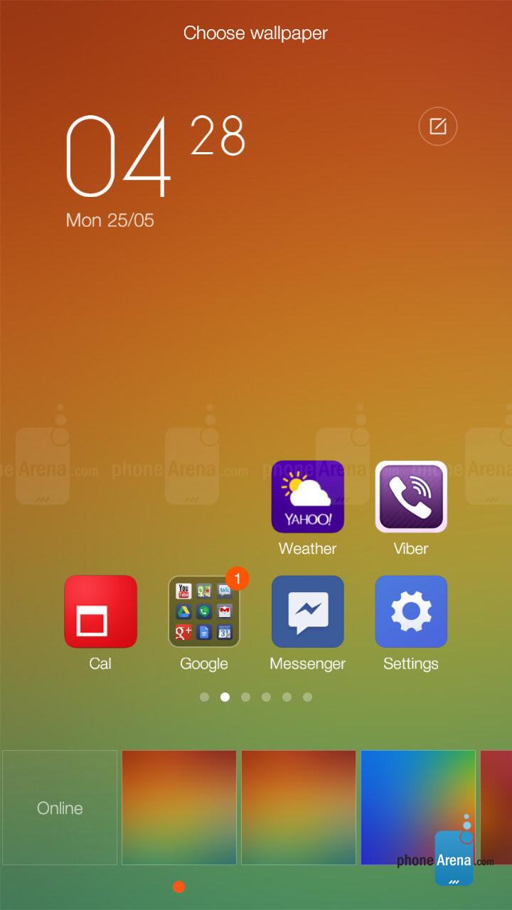 Xiaomi Redmi 2 Photos