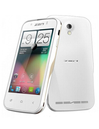 Zen Mobile Ultrafone 303 Quad