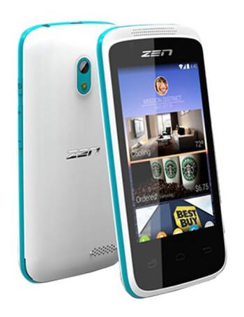 Zen Mobile Ultrafone 104