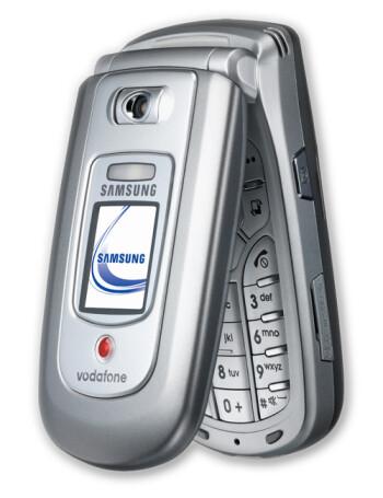 Samsung SGH-ZV30