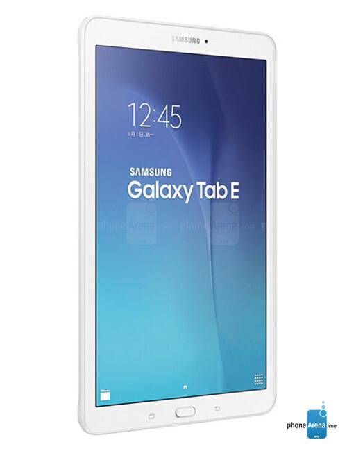 Samsung Galaxy Tab E full specs
