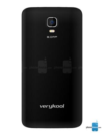 Verykool Fusion SL4500
