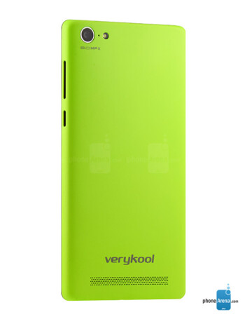 Verykool Juno Quatro s5511