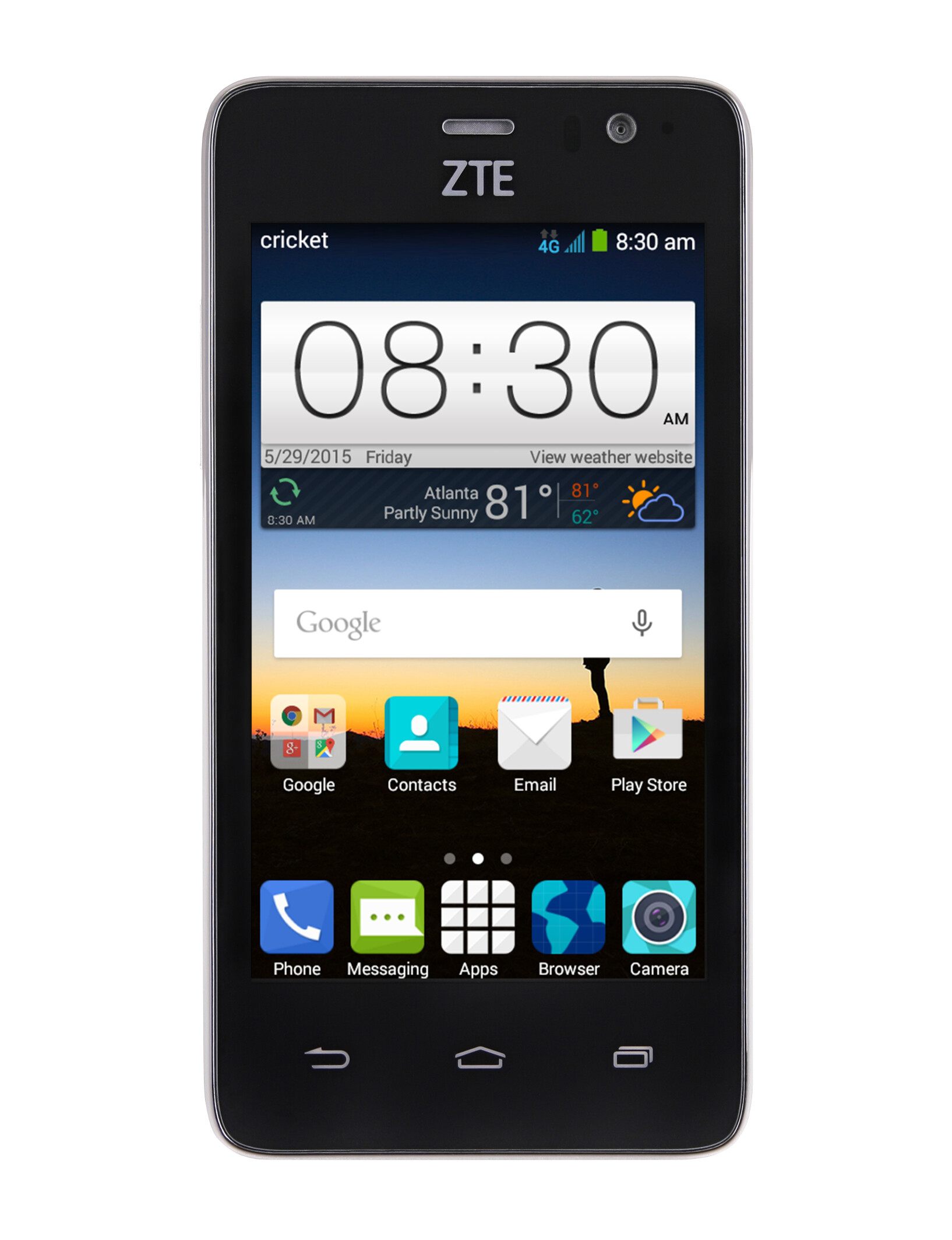 ZTE Sonata 2 specs