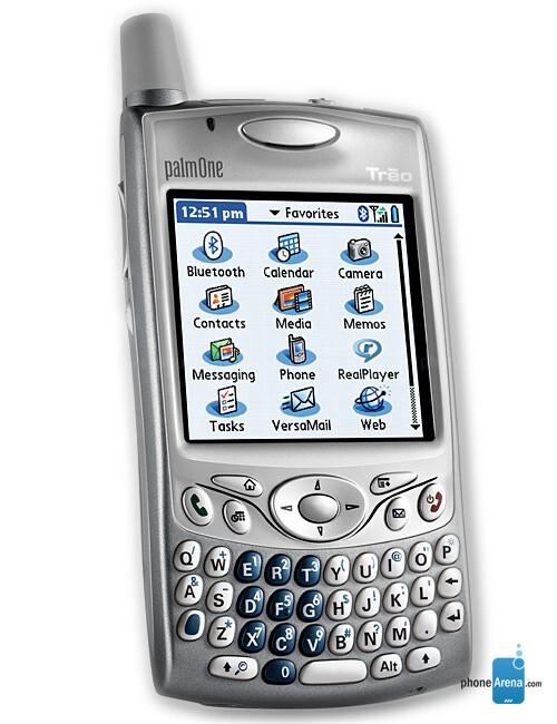 Palm Treo 650 Cdma Specs