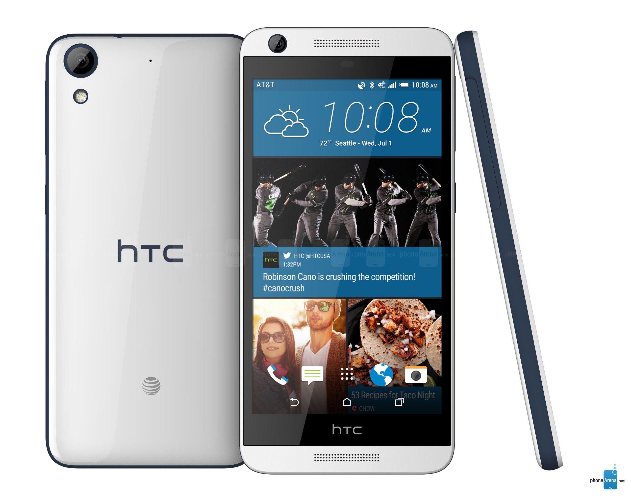 Htc Desire 626 Specs