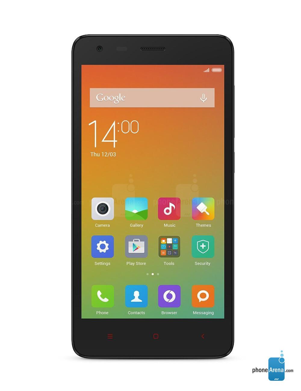 Xiaomi Redmi 2 Prime Specs