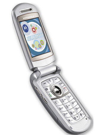 Motorola E815 / E816 Hollywood