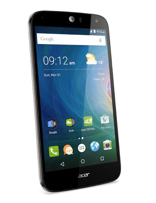 Acer Liquid Z630 full specs