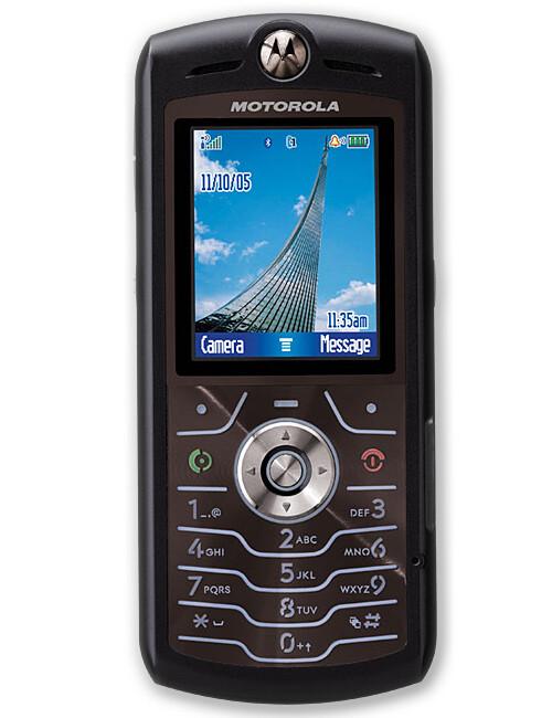 Motorola l7 не прошивается