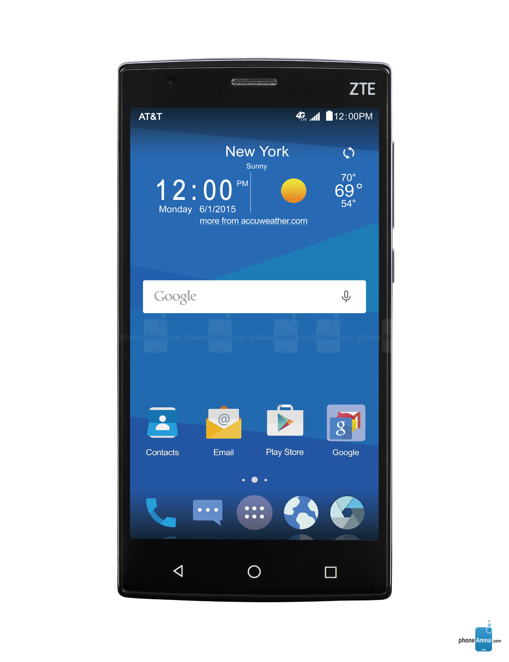 zte zmax 2 firmware update after inside while