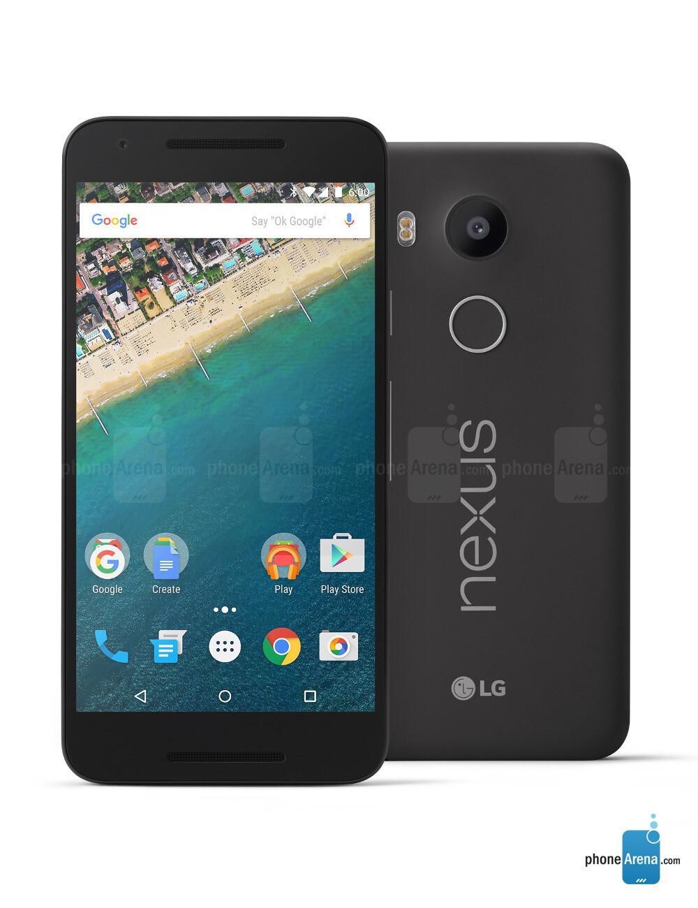 how to open nexus 5 phone