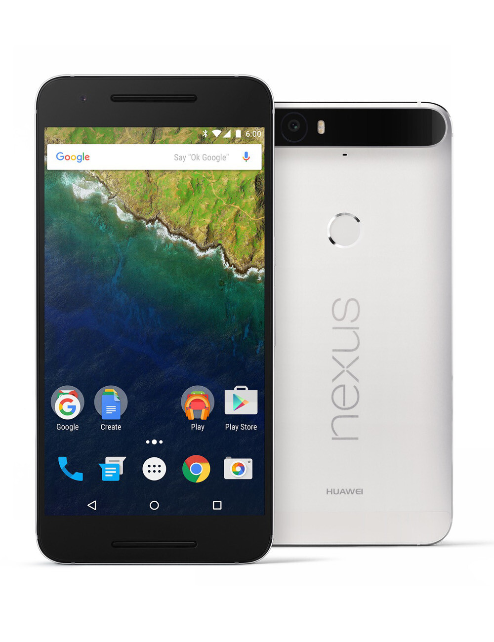 Google Nexus 6P specs