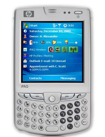 HP iPAQ hw6900