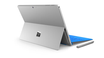 The Microsoft Surface Pro 4