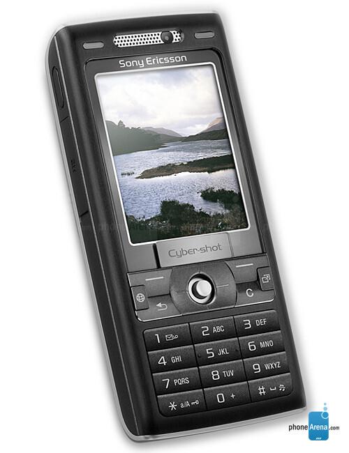 Sony Ericsson K800 Specs