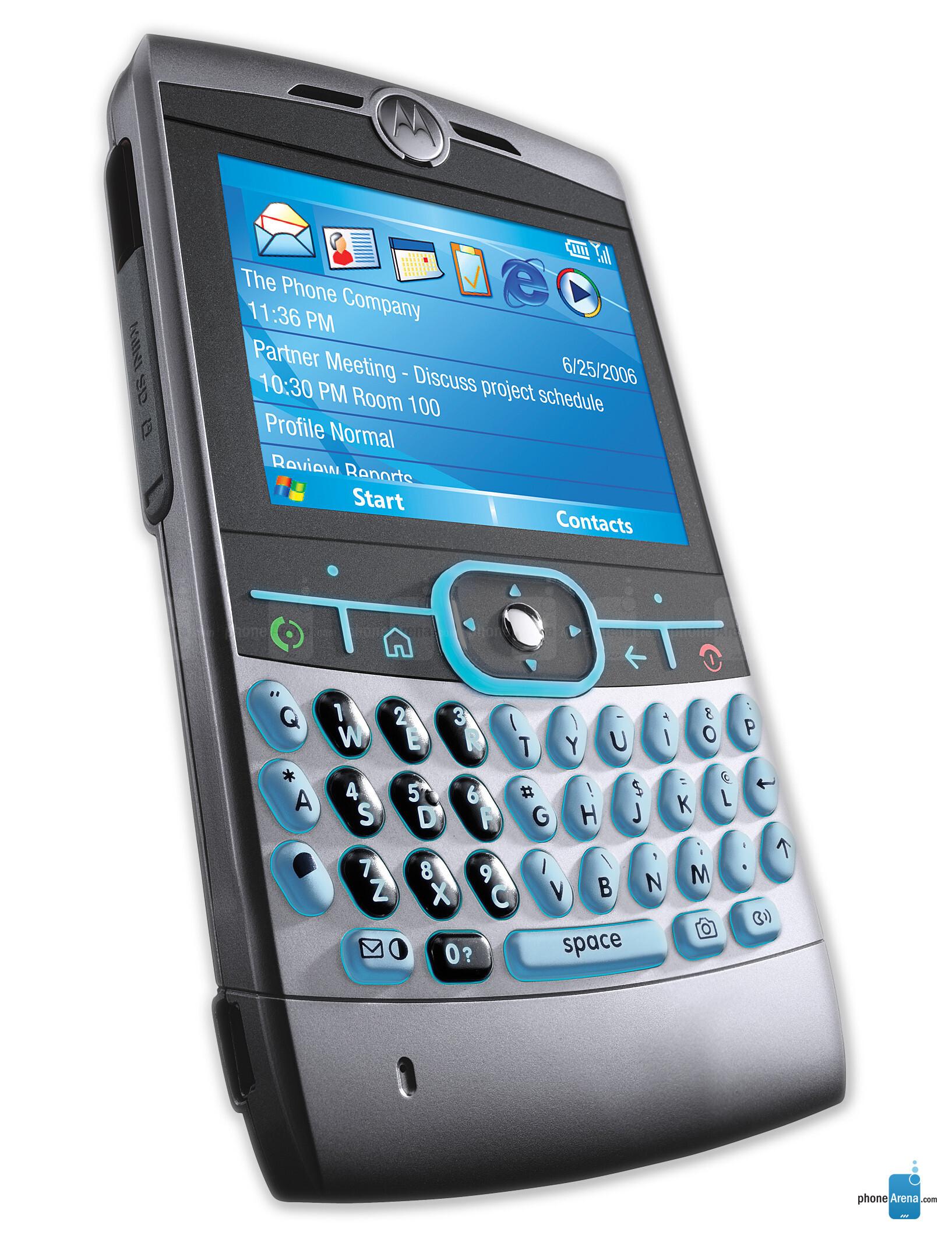 Motorola Q CDMA specs