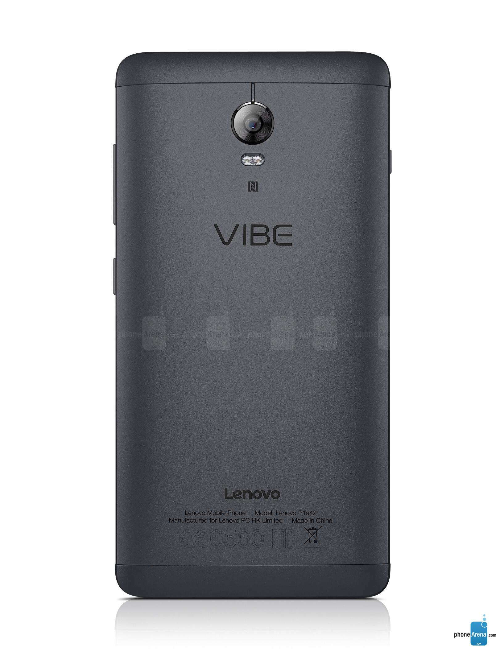 Lenovo Vibe P1 Full Specs