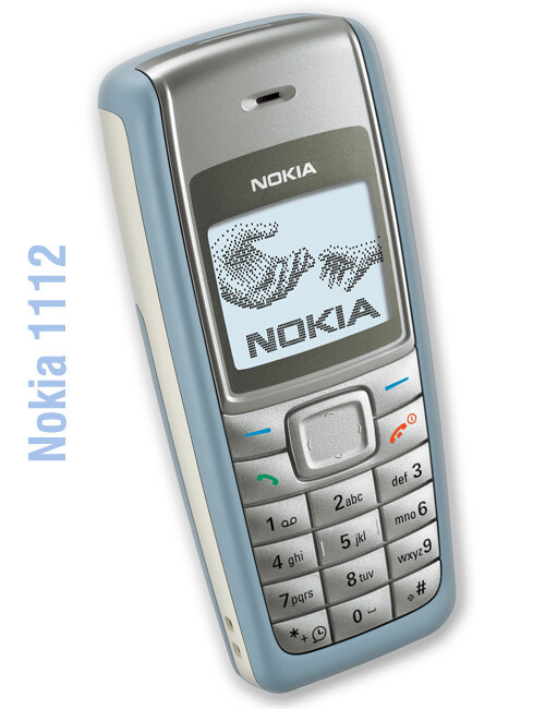 Nokia 1110 1112 Specs