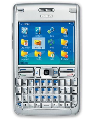 nokia e61 specs rh phonearena com Nokia E61 Nokia E63