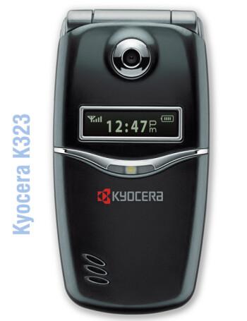 Kyocera K312 / K320 / K322 / K323 / K325 Cyclops