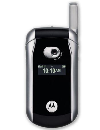Motorola V265 specs